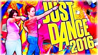 COMPETICIÓN ABSURDA EN JUST DANCE!! :D con Sylkeka!! | Lady Boss