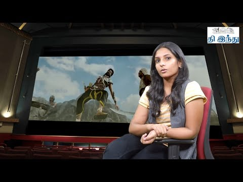 Talkies Today | Kochadaiiyaan Review | Tamil The hindu