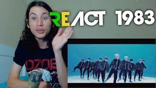 React 1983 MV SEVENTEEN BOOMBOOM