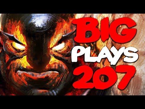 Dota 2 - Big Plays Moments - Ep. 207