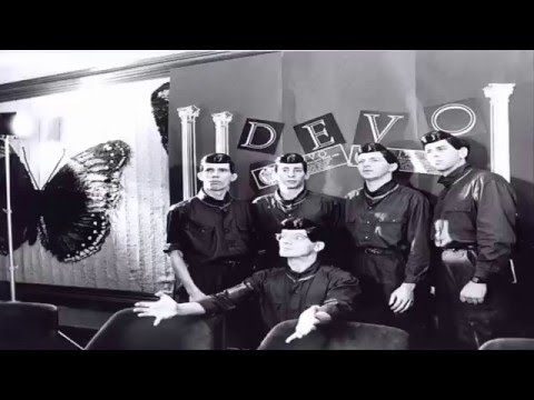 Devo - Mecha-mania Boy
