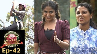 Made for Each Other I S2 EP- 42 I With full fun 'khiladi jodi' task continues I Mazhavil Manorama
