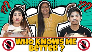 Who knows me Better | Anishka Khantwaal |