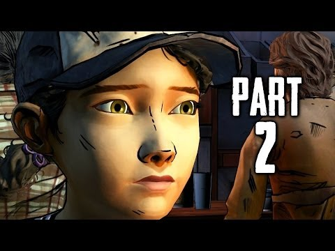 The Walking Dead Season 2 Episode 2 Gameplay Walkthrough Part 2 - Old Friend