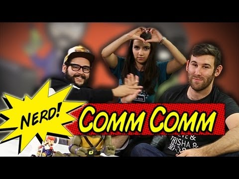 Grand Theft Auto, and Trampoline Trauma on Nerd Comment Commentary!