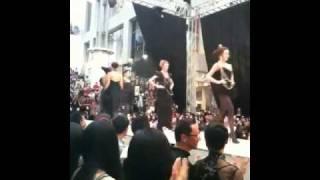 Shinju Pearls @ MIFW jewelry fashion show