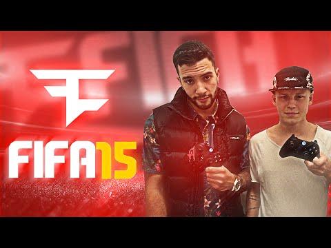 FaZe Temperrr vs FaZe Teeqo FIFA 15 #1