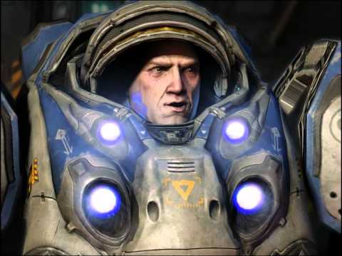 StarCraft 2 - Marine Quotes Video