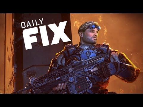 Gears of War: Judgement VIP Pass & New Characters Join PS All-Stars! - IGN Daily Fix 02.27.13