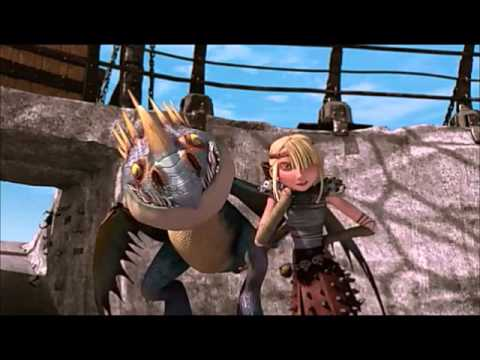 Hiccup and Astrid What Makes You Beautiful