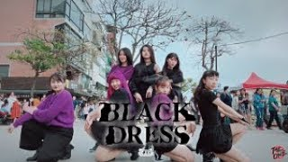 [KPOP IN PUBLIC CHALLENGE] CLC (씨엘씨) - 'BLACK DRESS' Dance Cover By The One From Taiwan