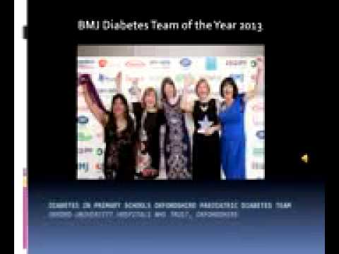doc2doc podcast interview with BMJ Diabetes Team of the Year 2013