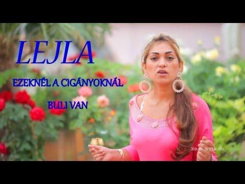 █▬█ █ ▀█▀  Lejla -ezeknél A Cigányoknál-roland Szülinapjára! Official Zgstudio video