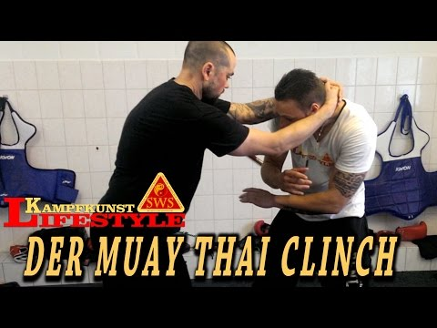 Muay Thai Clinch Abwehr