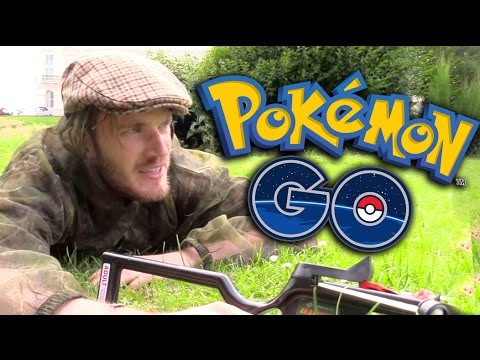 POKEMON GO | GOING TOO FAR? (BeastMaster 64 Episode 1)