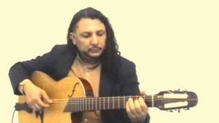 Balada para Adelina - Ballade pour Adeline - Ballad for Adeline - Fermán - Guitar solo