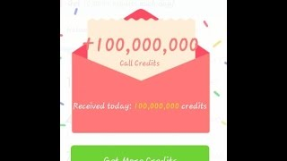 how to get unlimited credits in whatscall