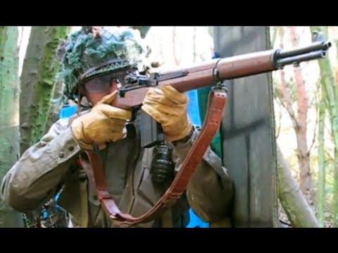 Airsoft M14 MP44 Lee Enfield. Owens Gun Scotland