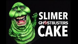 Download Song Ghostbusters Slimer CAKE Free StafaMp3