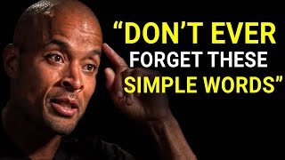 THE MOST INSPIRING STORY EVER | David Goggins (Eye Opening Speech)