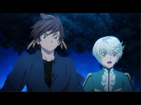 Tales of Zestiria CRACK 3 [Parody]