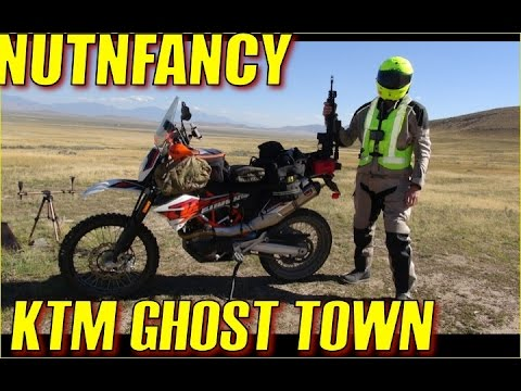 How Did People Live Up Here?! Ghost Ride to Jacob City