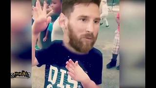 Funny soccer Gifs | Cristiano Ronaldo has turned up at the World Cup  Messi however # sport1