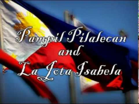 Pampil Pilalecan And La Jota Isabela - Philippine Folkdance (music) video