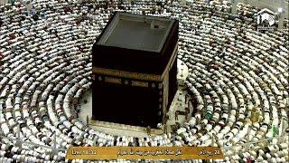 صلاة المغرب الجمعة 24 ربيع الاخر 1436هـ : الشيخ بندر بليلة
