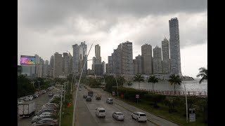 walking in Panama City (Panama)