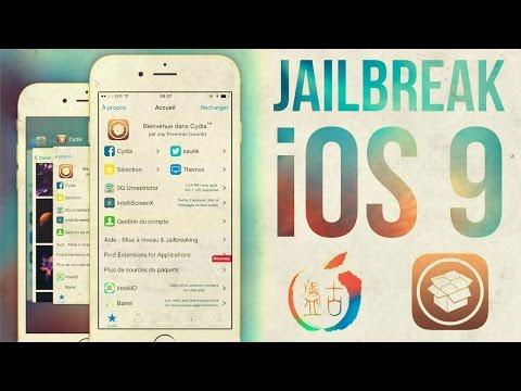 Как сделать джейлбрейк ios 9 на iphone