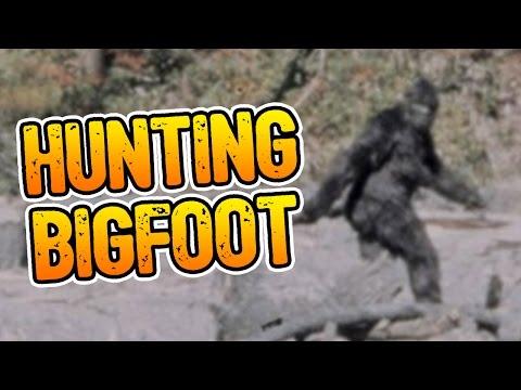 HUNTING BIGFOOT!! - Finding BigFoot Gameplay