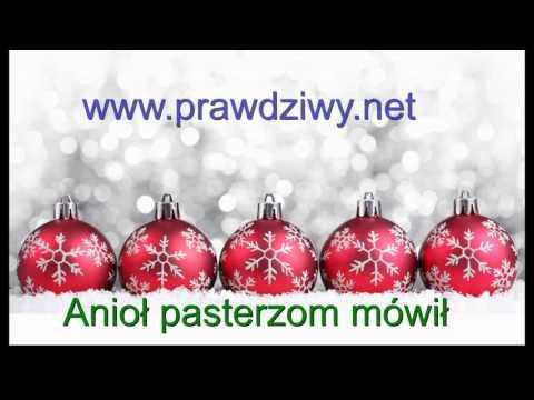 Anioł Pasterzom Mówił. Karaoke. Polskie Kolędy