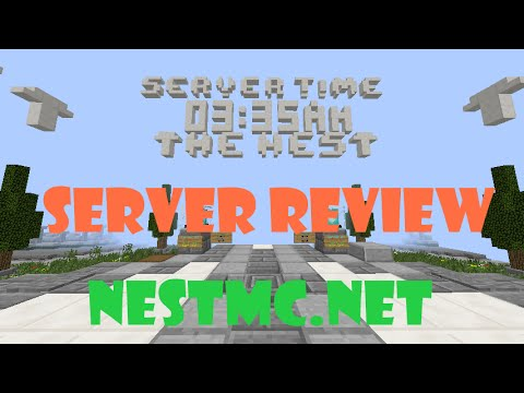 NestMC Minecraft Cracked Server Review 1.7.9 : Minigames And More!!Dragons. TNTRun. Cod Zombies?!