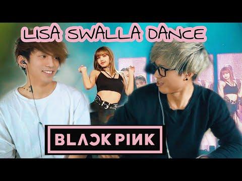 Download LISA BLACKPINK Solo Swalla Dance wird ANALYSIERT ! KuroShiro Mp4 baru