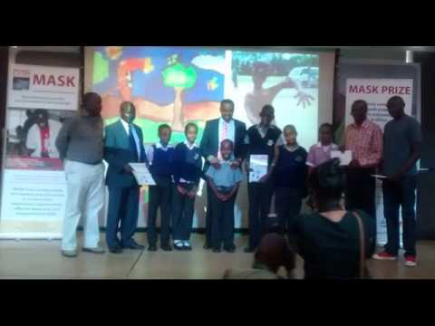The 2015 MASK PRIZE, Nairobi Award Ceremony, 26 May 2015