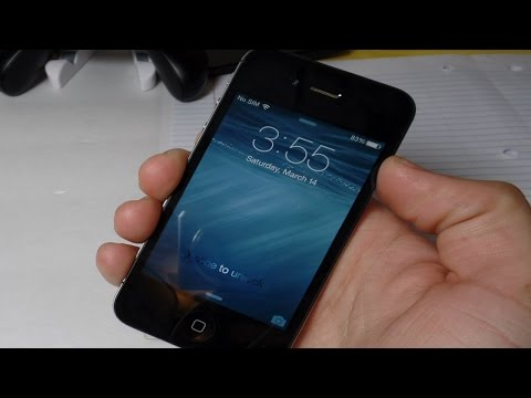 iPhone 4S iOS 8.2 Review