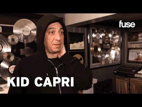 Kid Capri's Vinyl Collection - Crate Diggers