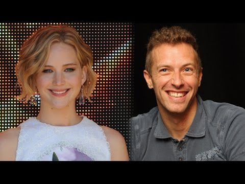 Jennifer Lawrence Dating Chris Martin?!