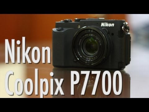 Nikon Coolpix P7700 - Video Review