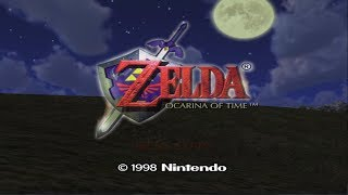 Scorpios9472's Live Stream - The Legend of Zelda: Ocarina of Time - The Final Showdown Ganondorf -