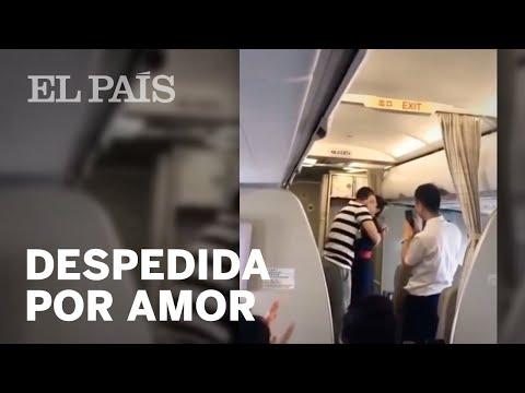 DESPEDIDA por una PROPUESTA DE MATRIMONIO | Viral