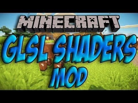 Minecraft 1.7.2 - Como Instalar GLSL SHADERS MOD - ESPAÑOL [HD] 1080p