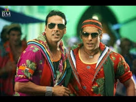 Salman Khan & Akshay Kumar Team Up In Honey Singh Song