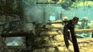 The Elder Scrolls V Skyrim 1080p on AMD FX4100 HD Radeon 6770
