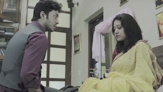 Foreign return husband finds wife pregnant | Bharja - The Wife Part 14 | Bengali Scene