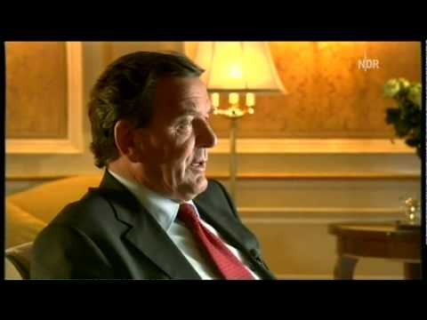 7. Kanzler BRD - Gerhard Schröder - Kanzlerjahre Teil 1 von 5