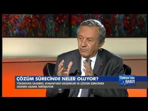 CELAL ADAN 27.10.2014 HABER TÜRK TV (TÜRKİYENİN NABZI) PRG.