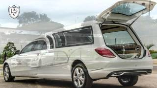 MERCEDES-BENZ C CLASS HEARSE - FUNERAL LIMOUSINE