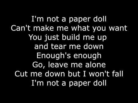 Bea Miller - Paper Doll